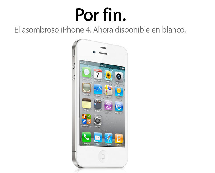 Fuente foto: Apple Store